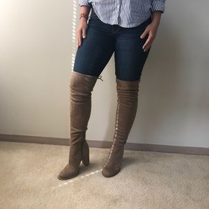 NEW!! Vince Camuto Over the knee Boots